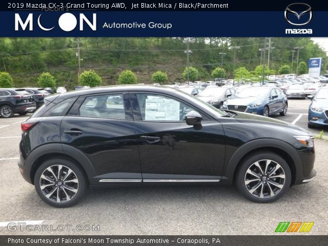 2019 Mazda CX-3 Grand Touring AWD in Jet Black Mica