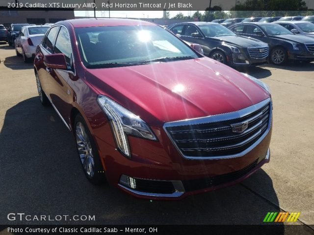 2019 Cadillac XTS Luxury AWD in Red Horizon Tintcoat