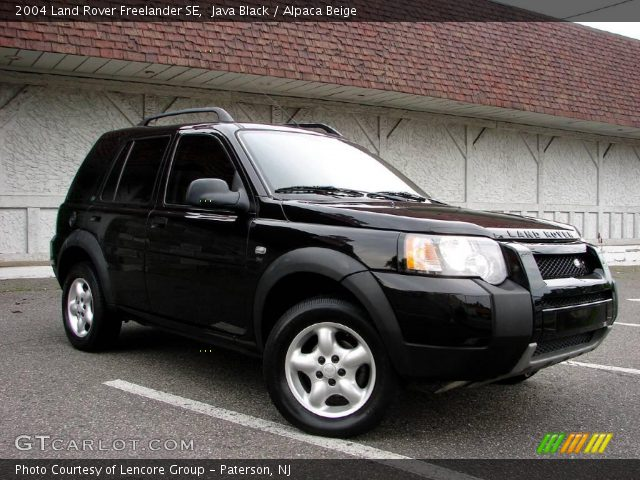 java black 2004 land rover freelander se alpaca beige. Black Bedroom Furniture Sets. Home Design Ideas