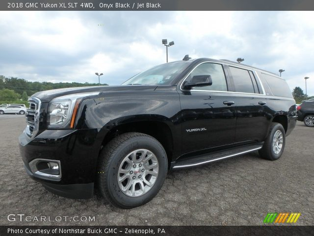 2018 GMC Yukon XL SLT 4WD in Onyx Black