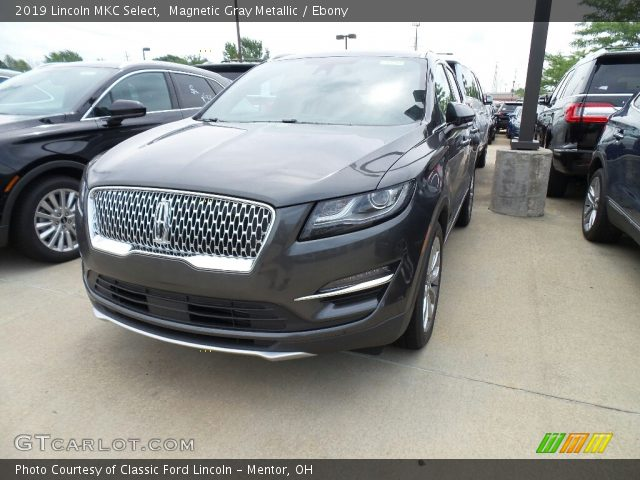 2019 Lincoln MKC Select in Magnetic Gray Metallic