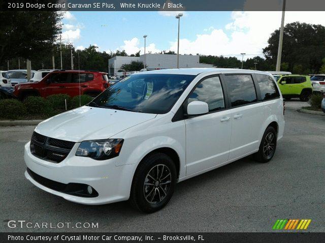 White Knuckle 2019 Dodge Grand Caravan Se Plus Black Interior Gtcarlot Com Vehicle Archive 129051568