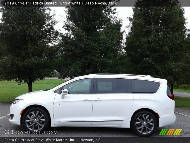 2019 Chrysler Pacifica Limited in Bright White
