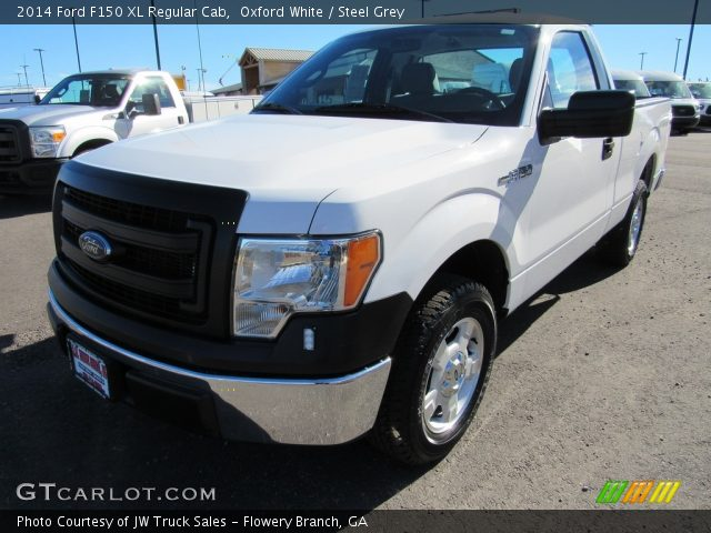 2014 Ford F150 XL Regular Cab in Oxford White