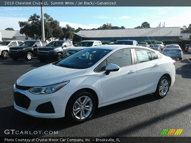 2019 Chevrolet Cruze LS in Summit White