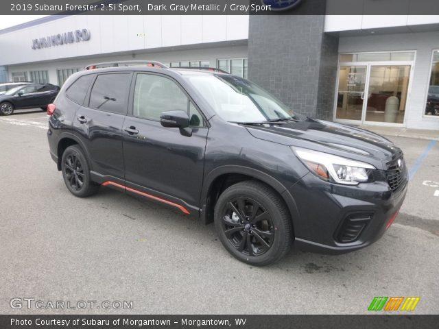 2019 Subaru Forester 2.5i Sport in Dark Gray Metallic