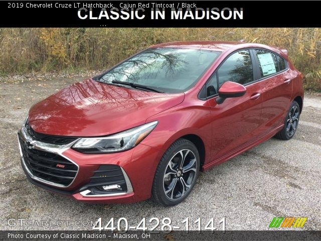 2019 Chevrolet Cruze LT Hatchback in Cajun Red Tintcoat
