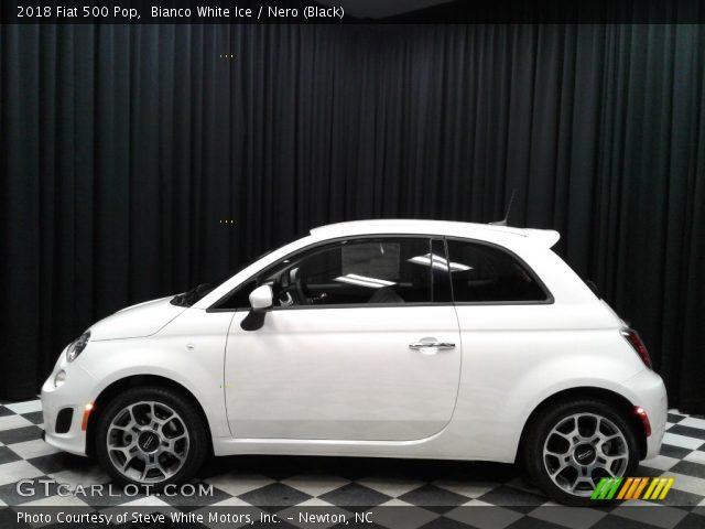 2018 Fiat 500 Pop in Bianco White Ice