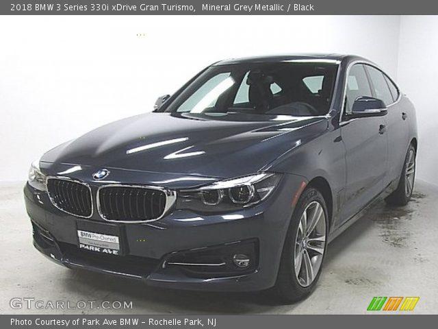 2018 BMW 3 Series 330i xDrive Gran Turismo in Mineral Grey Metallic