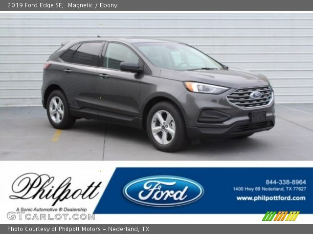 2019 Ford Edge SE in Magnetic