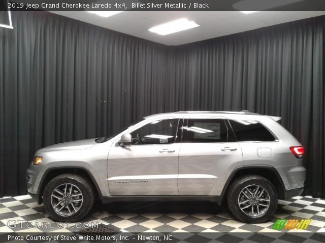 2019 Jeep Grand Cherokee Laredo 4x4 in Billet Silver Metallic