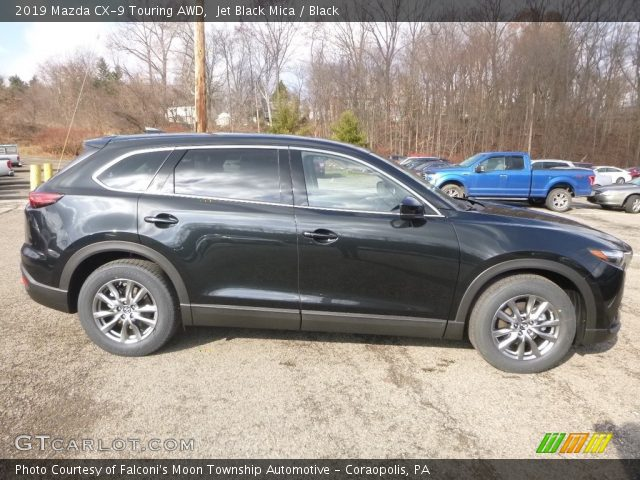 2019 Mazda CX-9 Touring AWD in Jet Black Mica