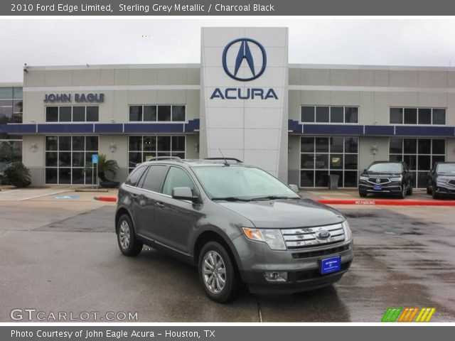 2010 Ford Edge Limited in Sterling Grey Metallic