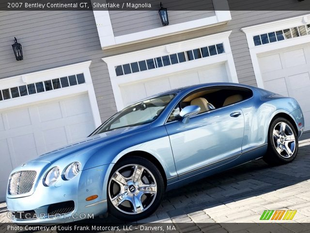 2007 Bentley Continental GT  in Silverlake