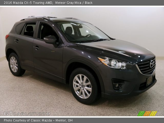 2016 Mazda CX-5 Touring AWD in Meteor Gray Mica