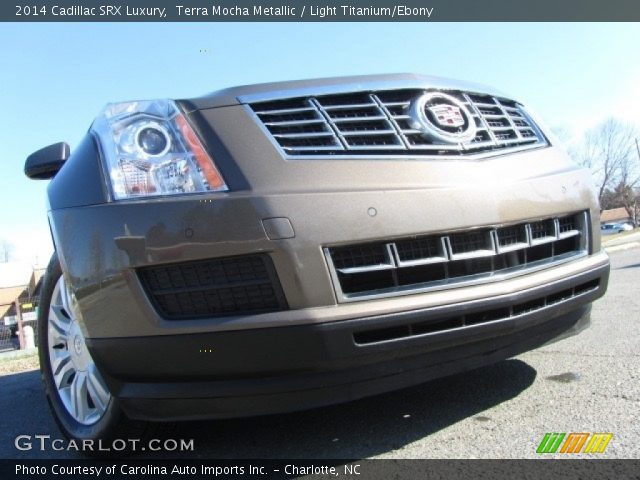2014 Cadillac SRX Luxury in Terra Mocha Metallic