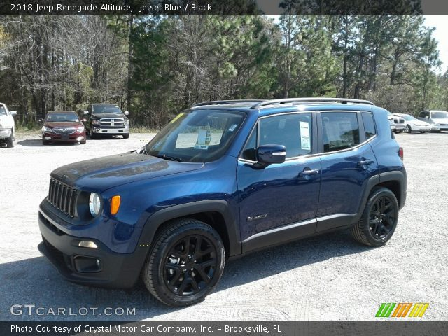 2018 Jeep Renegade Altitude in Jetset Blue