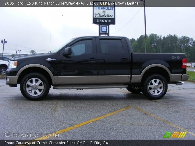 sold 2005 ford f 150 4x4 king ranch lifted custom for sale see autos weblog. Black Bedroom Furniture Sets. Home Design Ideas