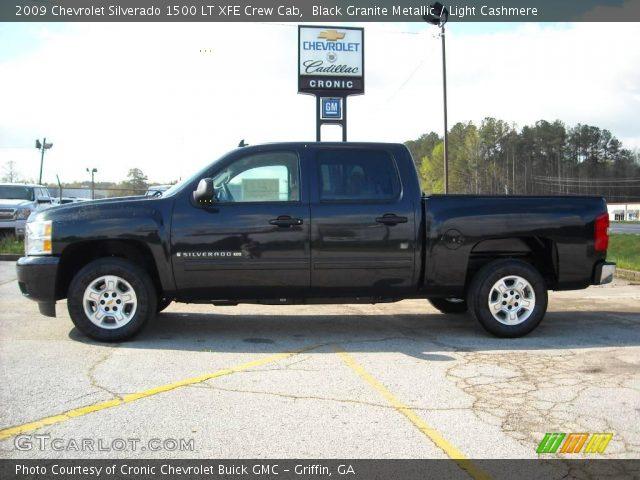 Chevrolet Silverado 15 Xfe. 2009 Chevrolet Silverado