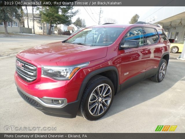 2019 GMC Acadia SLT AWD in Red Quartz Tintcoat