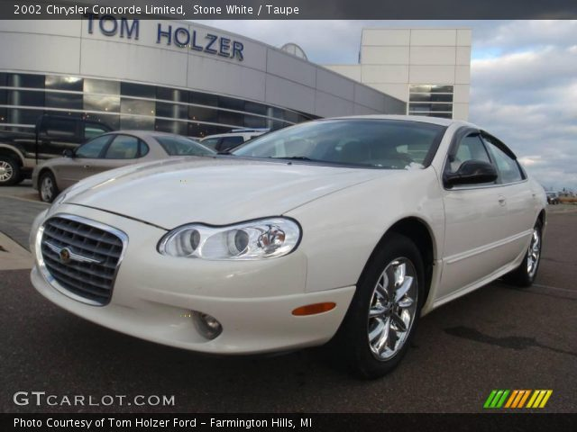 2002 chrysler concorde limited in stone white click to see large. Cars Review. Best American Auto & Cars Review