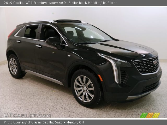 2019 Cadillac XT4 Premium Luxury AWD in Stellar Black Metallic