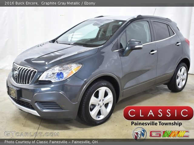 2016 Buick Encore  in Graphite Gray Metallic