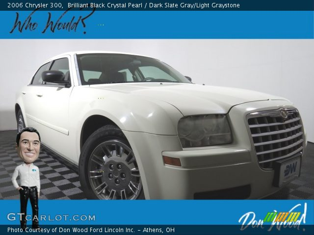 2006 Chrysler 300  in Brilliant Black Crystal Pearl