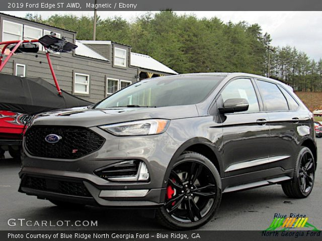 2019 Ford Edge ST AWD in Magnetic