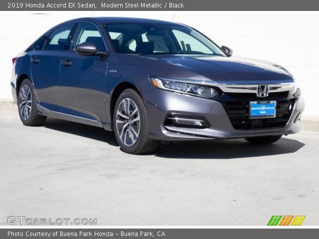 2019 Honda Accord EX Sedan in Modern Steel Metallic