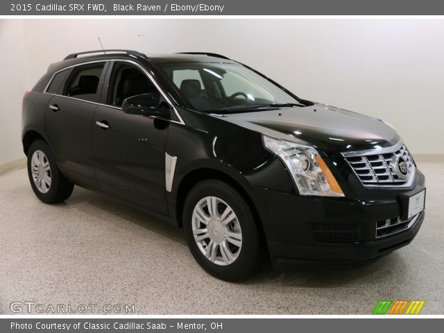2015 Cadillac SRX FWD in Black Raven