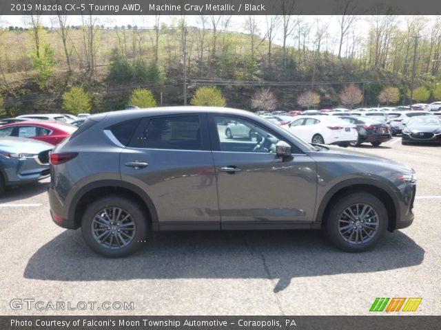 2019 Mazda CX-5 Touring AWD in Machine Gray Metallic