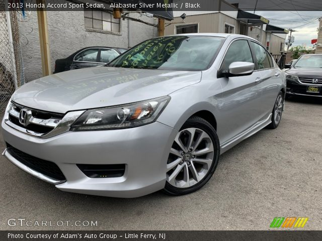 2013 Honda Accord Sport Sedan in Alabaster Silver Metallic