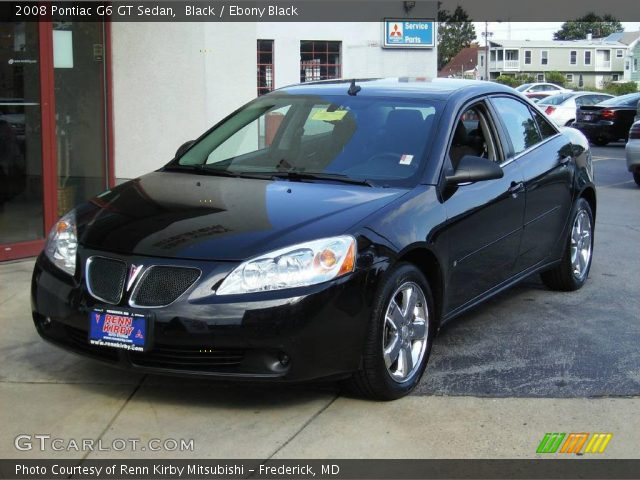2008 Pontiac G6 Sedan Related Infomation Specifications
