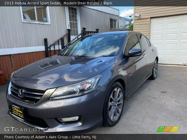 2013 Honda Accord Sport Sedan in Modern Steel Metallic