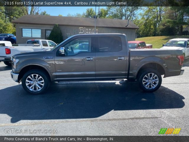 2016 Ford F150 Lariat SuperCrew 4x4 in Caribou