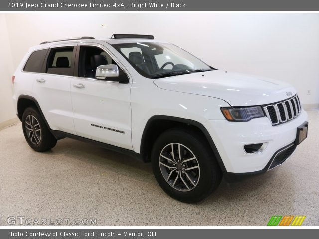 2019 Jeep Grand Cherokee Limited 4x4 in Bright White