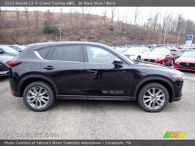 2020 Mazda CX-5 Grand Touring AWD in Jet Black Mica