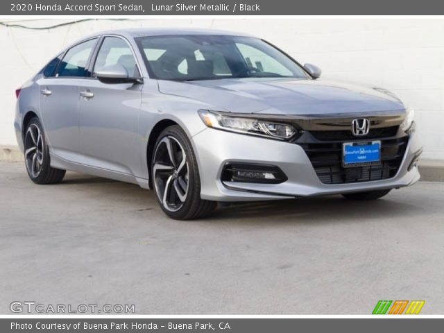 2020 Honda Accord Sport Sedan in Lunar Silver Metallic