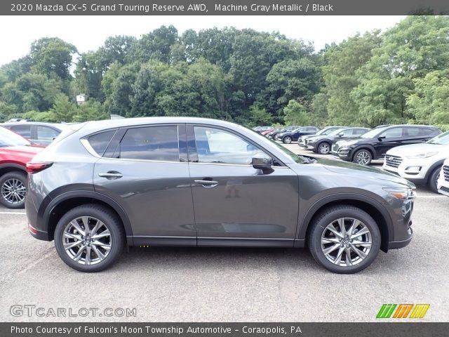 2020 Mazda CX-5 Grand Touring Reserve AWD in Machine Gray Metallic