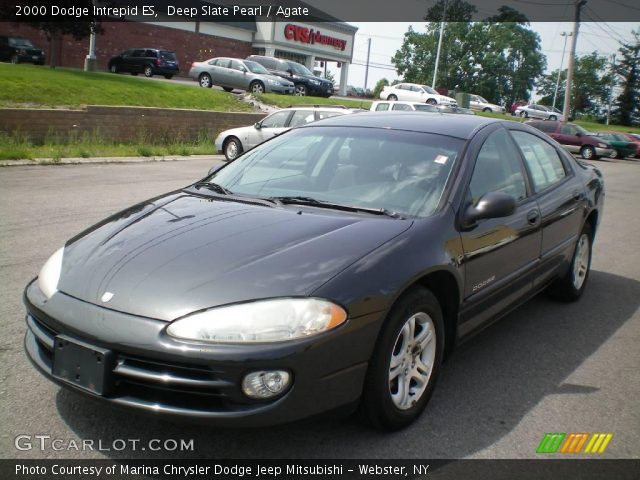 deep slate pearl 2000 dodge intrepid es agate interior. Black Bedroom Furniture Sets. Home Design Ideas