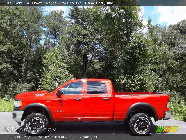 2020 Ram 2500 Power Wagon Crew Cab 4x4 in Flame Red