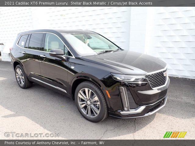 2021 Cadillac XT6 Premium Luxury in Stellar Black Metallic