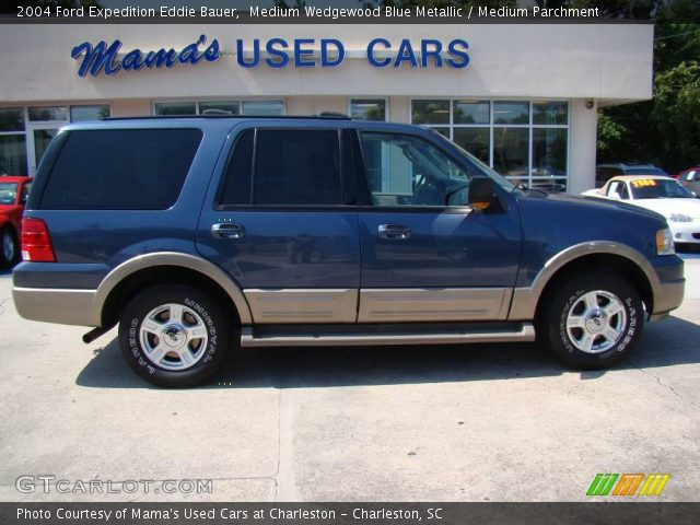 medium wedgewood blue metallic 2004 ford expedition. Black Bedroom Furniture Sets. Home Design Ideas