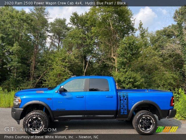 2020 Ram 2500 Power Wagon Crew Cab 4x4 in Hydro Blue Pearl