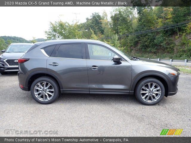 2020 Mazda CX-5 Grand Touring AWD in Machine Gray Metallic