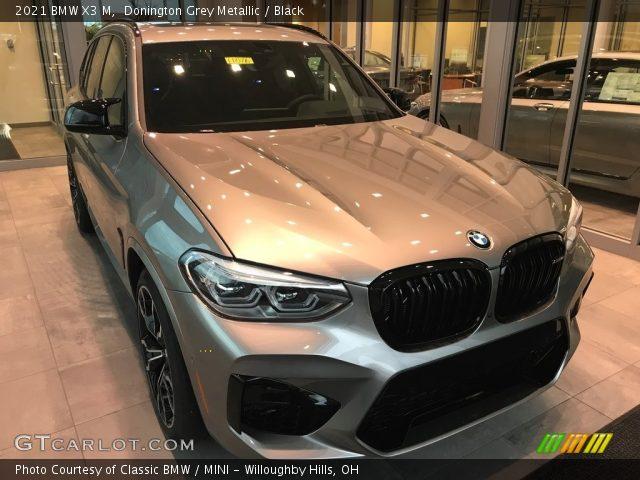 2021 BMW X3 M  in Donington Grey Metallic