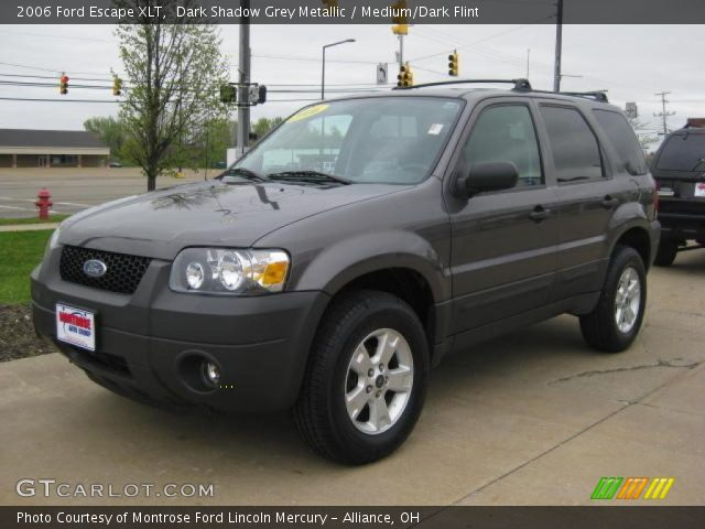 2006 ford escape xlt in dark shadow grey metallic click to see large
