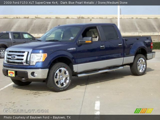2009 F150 Xlt Supercrew 2009 Ford F150 Xlt Supercrew