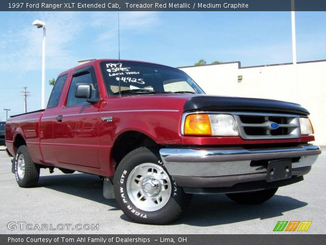 1997 ford ranger extended cab xlt. Black Bedroom Furniture Sets. Home Design Ideas